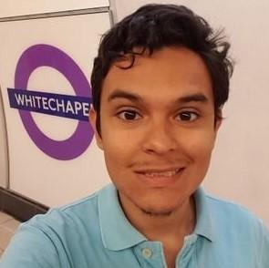 Author's face